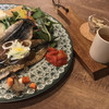 NICE PICNIC DAY - 料理写真:プレートとスープ