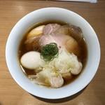 MOJA★MOJA - 料理写真:醤油らぁめん
