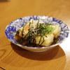 天然ラドン温泉とお宿とお食事 神楽門前湯治村 - 料理写真:揚げだし豆腐