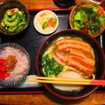 102008869 - 『沖縄そば定食』