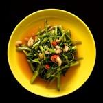 空芯菜のソテー