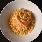 蟹肉チャーハン