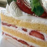 10201619 - 苺ショートケーキ