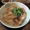 Ramennosusumeyukichi - 料理写真:魚介風味しょうゆラーメンこってり