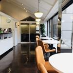喫茶 マロン - 2階席