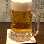 102011841 - 生ビールサッポロ