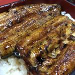 小川藤 - 料理写真:うな重  竹  3,100円