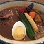 102015514 - 炭焼き角煮カレー(中辛)