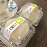 和-水都饌菓 - 料理写真:フルーツ大福 ラフランス、メロン