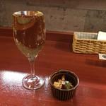 トンガリアーノ - すり切りワイン白