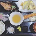 さんまちゃん - 料理写真:さんまちゃん定食