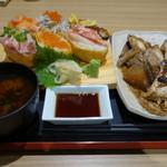 牧原鮮魚店 - 料理写真:2月限定セット