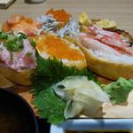 牧原鮮魚店 - 海鮮稲荷