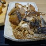 牧原鮮魚店 - あら煮