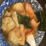 肉厚わんたん麺と手作り焼売 ら麺亭 -