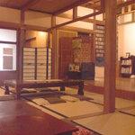 i-cafe 妙真寺 - 畳で落ち着く店内