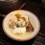 和実家 - 松茸の香りが何とも言えません