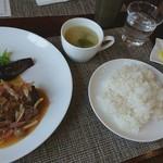 洋食堂ベルデ - 料理写真:ハンバーグステーキ