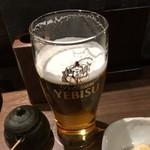 102020690 - 生ビール