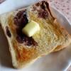 ハートブレッド アンティーク - 料理写真:「太っちょ王様のあん食パン」1斤、税別430円