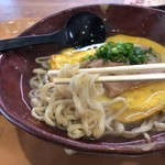 Ishigufu - 麺リフトしてみました