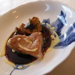 Yokohamamotomachimutekirou - 薩摩若シャモ 肉のポワレ