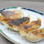 らーめん 麺好 - 餃子