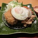 大戸屋 - 大戸屋ランチ720円