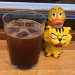 THE coffee time - ロングブラック400円(税込)
