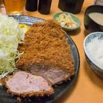 とんかつ檍 - 料理写真:肩ロース