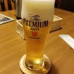 カレー オハナ - ビール
