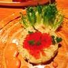 メリメロ亭 - 料理写真:カニと帆立のタルタル仕立てだったかな?