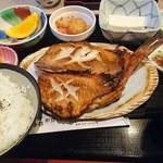 102034118 - あかうお醤油漬け定食