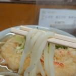 柳川 - 麺リフト