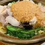 Hoteisan - あんこう鍋。