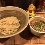 創作らーめん style林 - 料理写真:味噌つけ麺990円(税込)