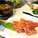 102037242 - 和牛焼肉御膳 (¥1,500)