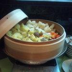 五農菜園 - 蒸し野菜