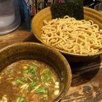 二代目えん寺 - ベジポタ味玉入りつけ麺