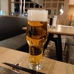 インプレイス 3-3 - 生ビール360cc(980円)