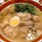 広州市場 - 雲呑麺 ミニ