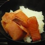 Yamagishi - 鰤丼1杯目