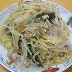 娘娘 - 炒麺(焼そば) 550円