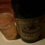焼鳥YAMATO - ビール中瓶