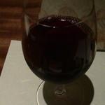 焼鳥YAMATO - 100%搾りたて赤ぶどうジュース