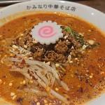 かみなり中華そば店 - 料理写真:魚介担々麺♪