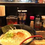 村田屋 - 朝からずっきゅん。豚骨醤油がしっくり胃にくる