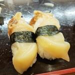 あかめ寿司 - とり貝