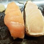 あかめ寿司 - カジキマグロ 鰆