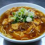 味覚飯店U2 - 広島カープの選手からリクエストされた、裏メニューが登場!『麻婆拉麺』¥680